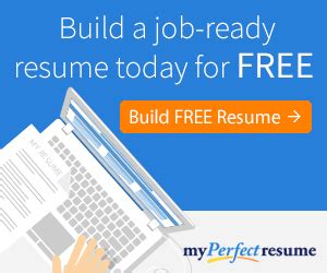 Free resume builder for federal jobs